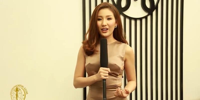 yan.vn - tin sao, ngôi sao - Á hậu nói tiếng Anh dở tệ không được thừa nhận đi thi chính thức