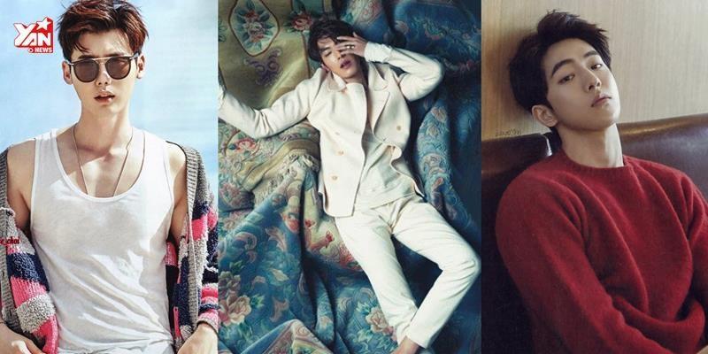 """6 chàng người mẫu """"đá sân"""" màn ảnh khiến fan ngây ngất"""