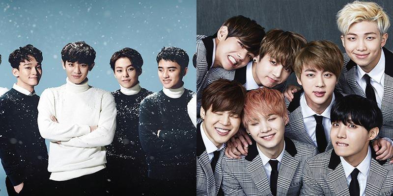 Top 10 MV Kpop nhiều lượt xem nhất mạng xã hội nửa đầu 2016