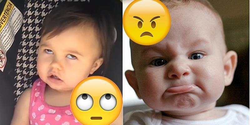 Biểu tượng emoji nhất định là lấy cảm hứng từ những đứa trẻ này