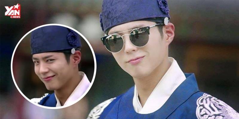 """Hậu trường quay teaser """"cực bựa""""của """"thế tử"""" Park Bo Gum"""