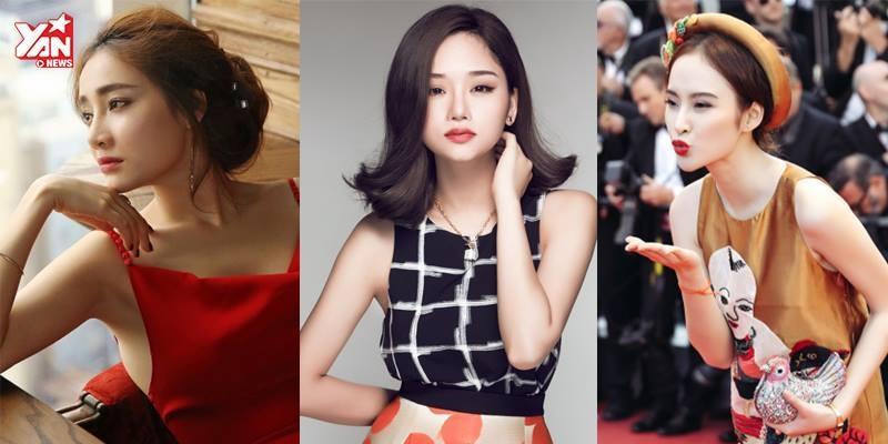 """Đây có phải là 3 """"ngọc nữ"""" mới của màn ảnh Việt?"""