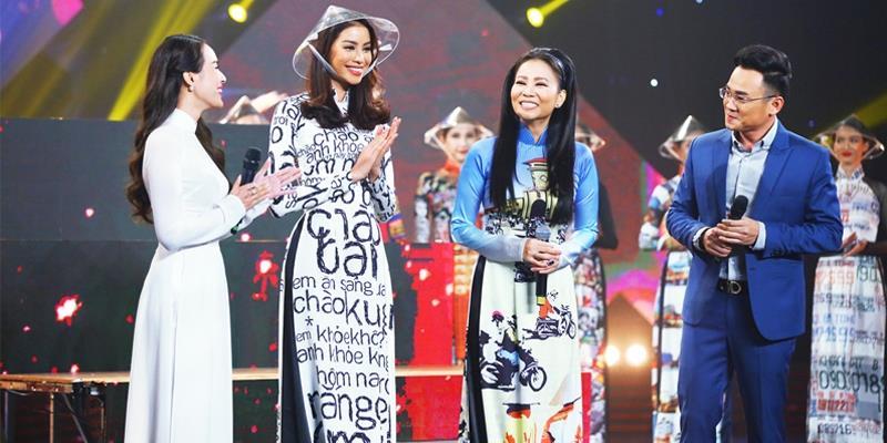 yan.vn - tin sao, ngôi sao - Thu Minh, Phạm Hương và dàn sao Việt sẽ mở màn