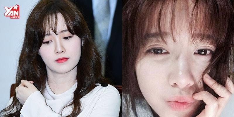 Chiêm ngưỡng vóc dáng và làn da không ai sánh kịp của Goo Hye Sun