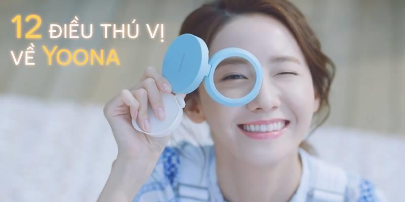 12 điều thú vị về Yoona (SNSD) có thể bạn chưa biết
