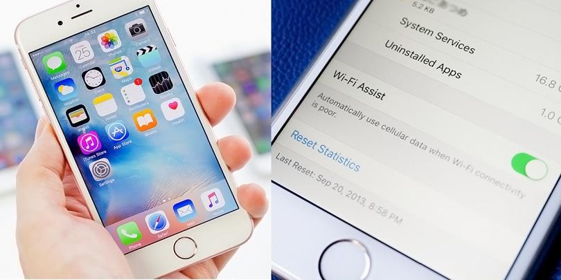 Tùy chỉnh giúp tiết kiệm dung lượng 3G trên iPhone, iPad
