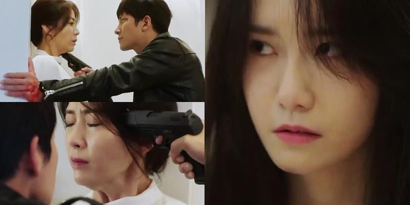 The K2 Tập 2 Vietsub: Yoona bị đưa về Hàn Quốc, ra lệnh giết mẹ kế