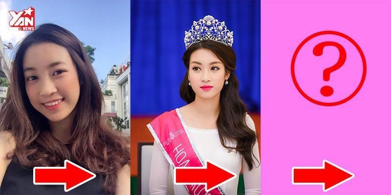 Các hoa hậu Việt Nam đẹp lên thế nào sau đăng quang?