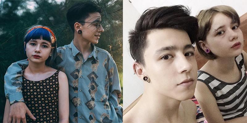 Cặp anh em lai Việt - Ba Lan đẹp long lanh, style cực chất