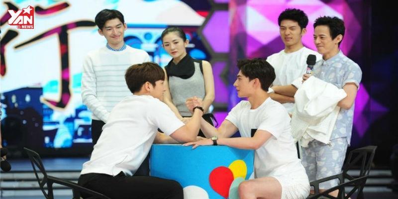 """""""Tiêu Nại"""" Dương Dương bị Ji Chang Wook hạ đo ván trong 1 nốt nhạc"""