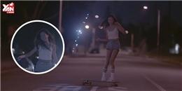 'Nữ thần trượt ván' xinh đẹp hớp hồn trong MV của Far East Movement và Hyorin