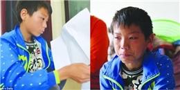 Rơi nước mắt chuyện cậu bé một mình vượt 800km để điều trị ung thư