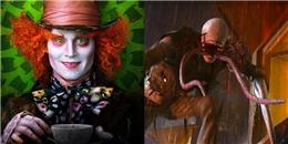 Sởn da gà với loạt nhân vật kỳ dị trong phim của Tim Burton