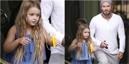yan.vn - tin sao, ngôi sao - Tiểu công chúa nhà Beckham ngày càng xinh xắn và chững chạc