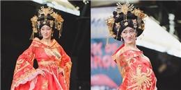 Nhan sắc của hoa hậu Trung Quốc khiến dân tình... 'á khẩu'