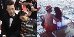 yan.vn - tin sao, ngôi sao - Kỷ niệm 1 năm kết hôn, Huỳnh Hiểu Minh thừa nhận AngelaBaby mang thai