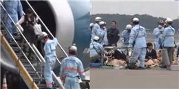 34 học sinh Nhật ngộ độc thực phẩm trên chuyến bay từ TP.HCM về nước