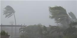 Tin bão khẩn cấp: Gió giật cấp 16 tiến thẳng vào Quảng Ninh-Hải Phòng