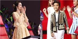 'Gà cưng' Đông Nhi xuất sắc giành Quán quân Giọng hát Việt nhí 2016