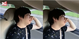 Mr. Siro ngồi trên xe hát 'Gương mặt lạ lẫm' đầy tâm trạng