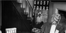 Rùng rợn đêm Halloween lạc trong 'Ngôi nhà ma quái'