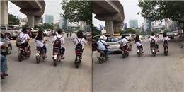 Thời của xe đạp điện hay sao mà các 'em ấy' chiếm đường thế này?