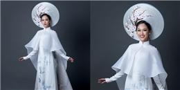 Quốc phục chính thức của Phương Linh tại Hoa hậu Quốc tế 2016
