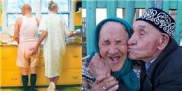 Giới trẻ phát hờn những bức ảnh chứng minh 'tình càng già càng mặn mà'