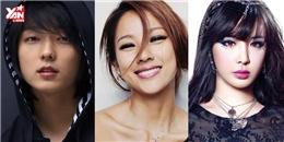 Lục lại quảng cáo có Lee Jun Ki, Lee Hyo Ri, Park Bom tham gia