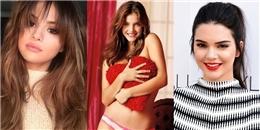 Top 15 'nữ thần sắc đẹp' đang thống trị showbiz hiện tại