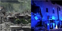 Kinh hoàng hai trận động đất lớn liên tiếp xảy ra ở Ý