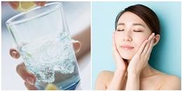 Không uống nước lọc khi thức dậy là bạn đang tự bỏ qua 8 lợi ích này