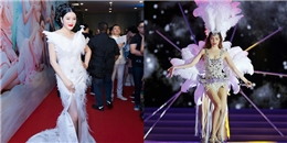 Diện đồ lông vũ, Elly Trần, Bảo Anh cũng khó 'vượt mặt' Hà Hồ