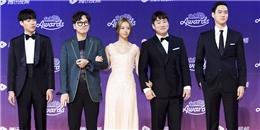 yan.vn - tin sao, ngôi sao - Dàn sao Reply 1988 lỗng lẫy hội ngộ tại giải thưởng lớn của đài tvN