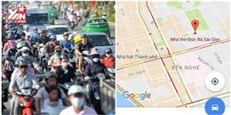 Google Maps đã có tính năng kiểm tra tắc đường ở Việt Nam
