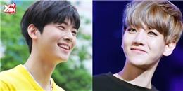 Những mỹ nam Kpop sở hữu mắt cười có 'lực sát thương' cực lớn