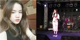 Phương Ly hát 'Xe đạp' của Thùy Chi bằng hai thứ tiếng Việt - Nhật