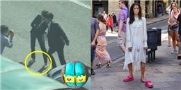 """yan.vn - tin sao, ngôi sao - Yoona lại """"gây sốt"""" với phụ kiện dép nhựa cực yêu"""