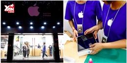 Thâm nhập cửa hàng Apple Store 'nhái' ở Trung Quốc xem có gì?