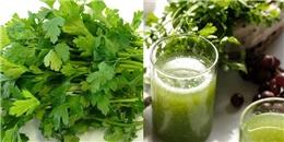 Bất ngờ loại rau giúp bạn giảm gần 5 kg trong vòng 2 ngày