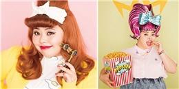 Không thể không 'phát hờn' với nàng mẫu béo sành điệu nhất Nhật Bản