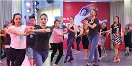 yan.vn - tin sao, ngôi sao - Khánh Thi giản dị hướng dẫn thí sinh So you think you can dance mùa 5