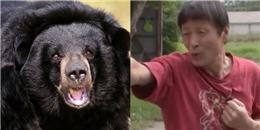 Chân dung người đàn ông đánh bại gấu bằng tay không