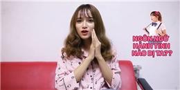 """Hương Giang nói tiếng Hàn """"tầm bậy"""", hát hit của Hari Won"""