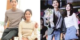 yan.vn - tin sao, ngôi sao - Song Hye Kyo và Song Joong Ki lên tiếng về chuyện chuẩn bị làm đám cưới