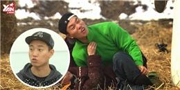"""Gary, nhân tố hài hước """"rất tỉnh và đẹp trai"""" của Running Man"""