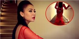 """yan.vn - tin sao, ngôi sao - Thu Minh """"nhập tâm đến đáng sợ"""" với gương mặt sắc lạnh và tay cầm dao"""