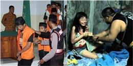 Tại Indonesia, kẻ hiếp dâm trẻ em từ nay sẽ bị... cắt phăng 'của quý'?