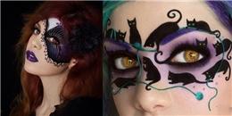 1001 kiểu trang điểm mắt đẹp ma mị ngày Halloween
