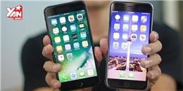 So tốc độ giữa iPhone 7 và iPhone 7 Plus, ai thắng ai thua?